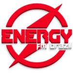 Logo da emissora Rádio Energy FM