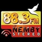 Logo da emissora Radio Ñemby FM 88.3