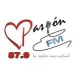 Logo da emissora Radio Pasión 98.1 FM