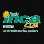 Logo da emissora Radio Inca 540 AM