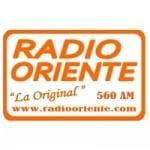 Logo da emissora Radio Oriente 560 AM
