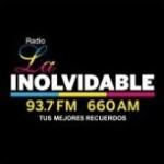 Logo da emissora Radio Inolvidable 660 AM