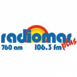 Logo da emissora Radiomar Plus 760 AM 106.3 FM