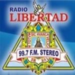 Logo da emissora Radio Libertad Huancavelica 99.7 FM