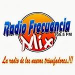 Logo da emissora Radio Frecuencia Mix 105.5 FM