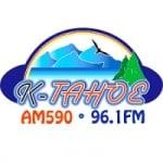 Logo da emissora Radio KTHO 590 AM 96.1 FM