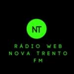 Logo da emissora Rádio Nova Trento FM