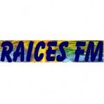 Logo da emissora Radio Raices 97.5 FM