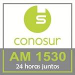 Logo da emissora Radio Emisora Conosur 1530 AM