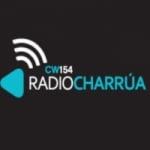 Logo da emissora Radio Charrúa 1540 AM