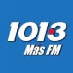 Logo da emissora Radio Más 101.3 FM