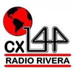 Logo da emissora Radio de Rivera 1440 AM