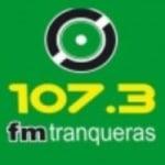 Logo da emissora Radio Tranqueras 107.3 FM