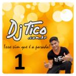 Logo da emissora Rádio DJ Tico 1 Funk
