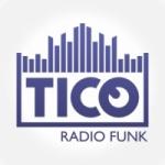 Logo da emissora Rádio DJ Tico Funk