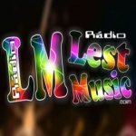 Logo da emissora Rádio Lest Music