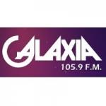 Logo da emissora Radio Emisora Galaxia 105.9 FM