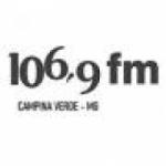 Logo da emissora Rádio Sucesso 106 FM