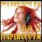 Logo da emissora Rádio Itaperuçu 98.3 FM