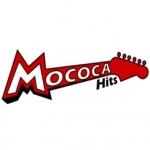 Logo da emissora Rádio Mococa Hits