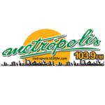 Logo da emissora Radio Metropolis 103.9 FM