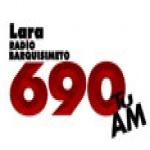 Logo da emissora Radio Barquisimeto 690 AM