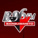 Logo da emissora Radio B-96 96.1 FM