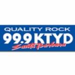Logo da emissora Radio KTYD 99.9 FM