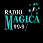 Logo da emissora Radio Mágica 99.9 FM