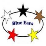 Logo da emissora Radio Blue Ears 94.7 FM