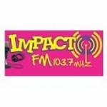 Logo da emissora Radio Impacto 103.7 FM