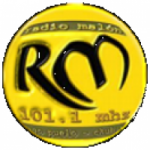 Logo da emissora Radio Malon 101.1 FM