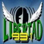 Logo da emissora Radio Libertad 93.1 FM