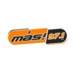Logo da emissora Radio Más 97.1 FM