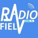 Logo da emissora Radio Fiel 106.5 FM