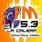 Logo da emissora Radio Calera 105.3 FM