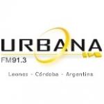 Logo da emissora Radio Urbana 91.3 FM
