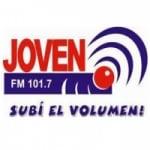 Logo da emissora Radio Joven Condores 101.7 FM