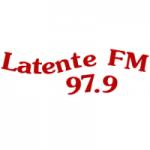 Logo da emissora Radio Latente 97.9 FM
