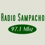 Logo da emissora Radio Sampacho 97.1 FM