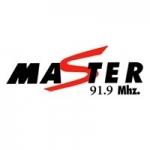 Logo da emissora Radio Master 91.9 FM