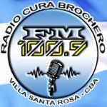 Logo da emissora Radio Cura Brochero 100.9 FM