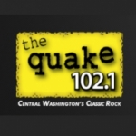 Logo da emissora KPQ 102.1 FM