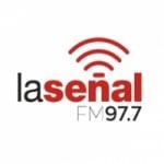 Logo da emissora Radio La Señal 97.7 FM
