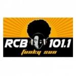 Logo da emissora Radio RCB 100.1 FM