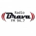 Logo da emissora Radio Brava 94.7 FM