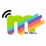 Logo da emissora Radio Mocoretá 106.7 FM