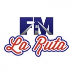 Logo da emissora Radio La Ruta 95.7 FM