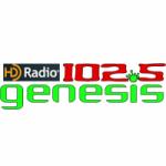Logo da emissora Radio Génesis 102.5 FM