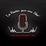 Logo da emissora Radio Encuentro 96.1 FM